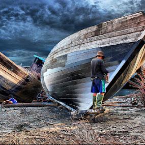 by Ryan Espe - Transportation Boats