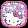 Hello Kitty Keyboard Theme