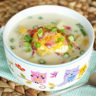Loaded Potato Soup Chicken Broth Recipes