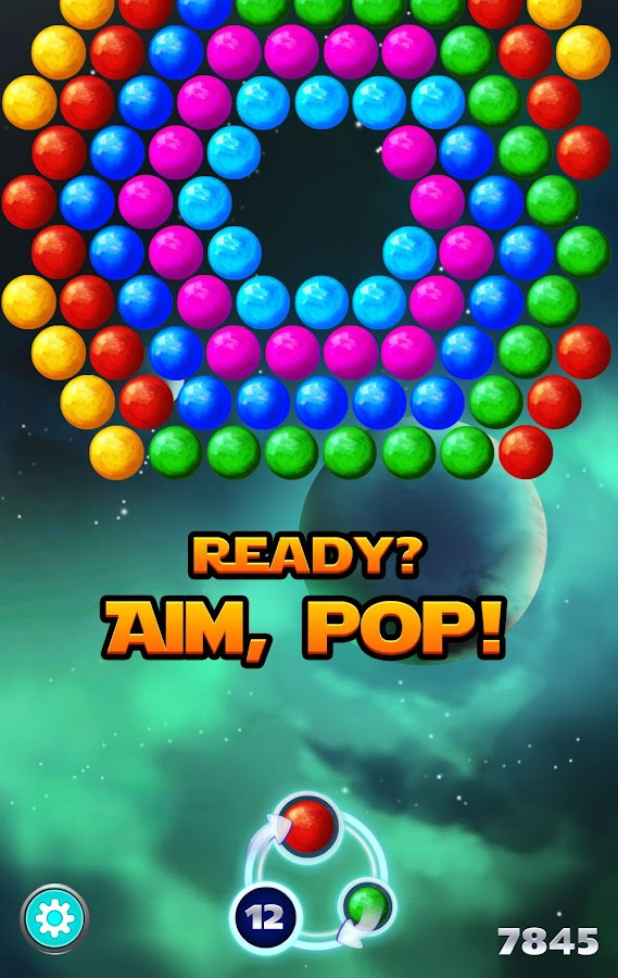 Bubble Shooter Supernova Screenshot 2