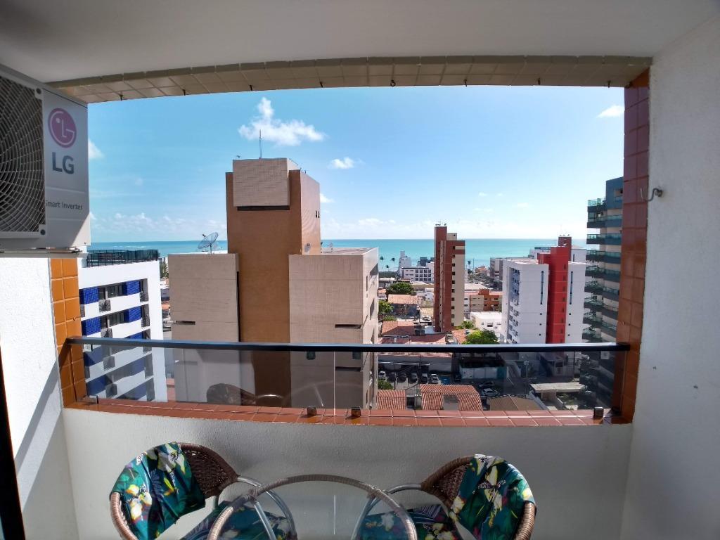 Apartamento com 2 dormitórios à venda, 70 m² por R$ 340.000 - Manaíra - João Pessoa/PB