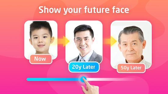 Face Secret Scanner - Aging Camera, Comic Emoji for pc