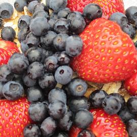 Berries by Viive Selg - Food & Drink Fruits & Vegetables