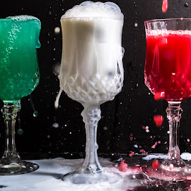 by Gianluca Gerardi - Food & Drink Alcohol & Drinks ( euro2016, flag, splash, colors, italy, go )