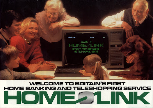 Today online personal banking is the most popular way to bank in Britain. 'Homelink', released in 1983, was the UK's first 'online' banking service and allowed customers to check their account balance, have loans approved and shop using a dial up service.