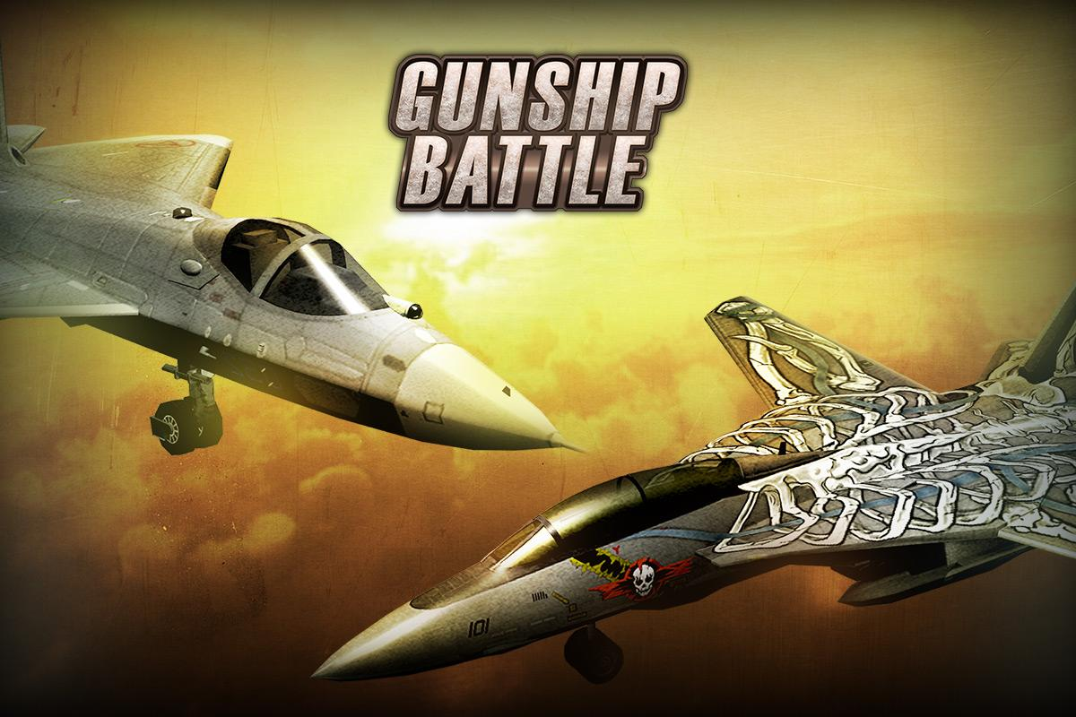 GUNSHIP BATTLE: Helicopter 3D Screenshot 8