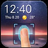 Fingerprint Screen Lock Prank 2017