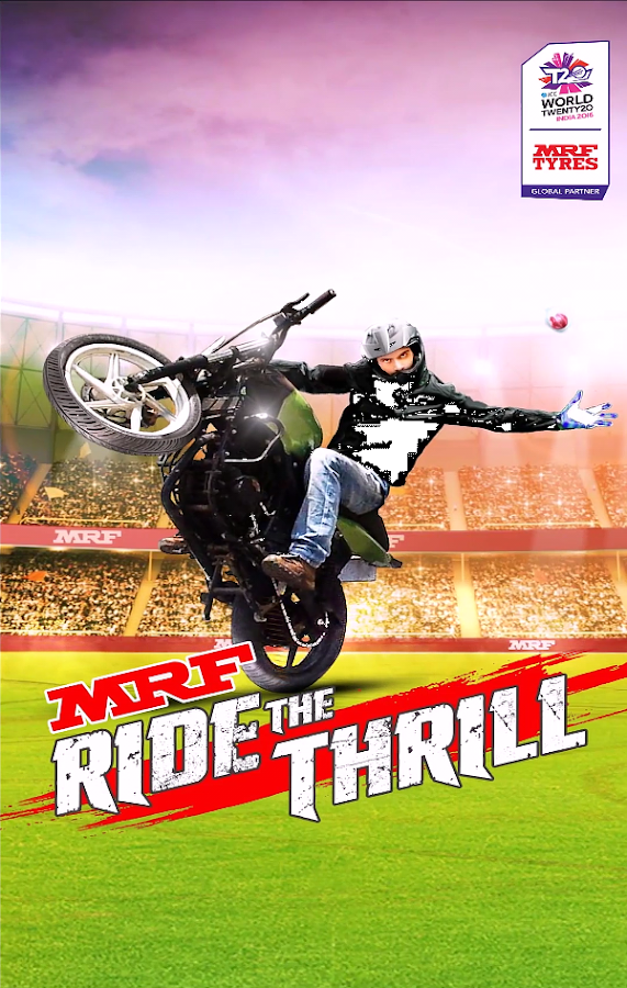 Ride Along-Biker's Cricket App Screenshot 7
