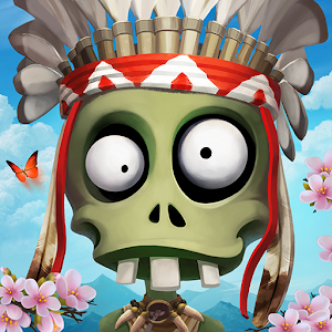 Zombie Castaways For PC / Windows 7/8/10 / Mac – Free Download