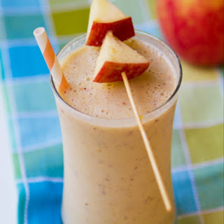 Apple Banana Energy Booster Smoothie
