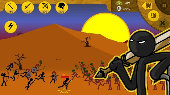 Stick War: Legacy Screenshot