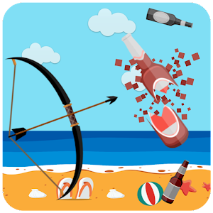 Download Bottle Shoot Archery For PC Windows and Mac