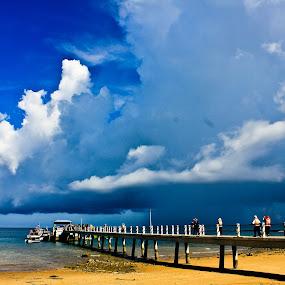 tioman island , malaysia by Raz Adyza - Landscapes Beaches