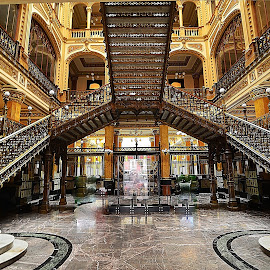 by Steve Wilking - Buildings & Architecture Other Interior
