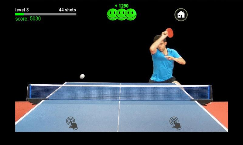 Table Tennis Edge Screenshot