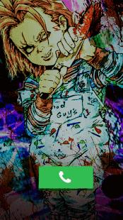 Fake Call From Killer Chucky APK for Bluestacks