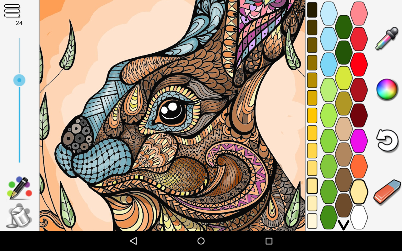 Coloring Screenshot 19