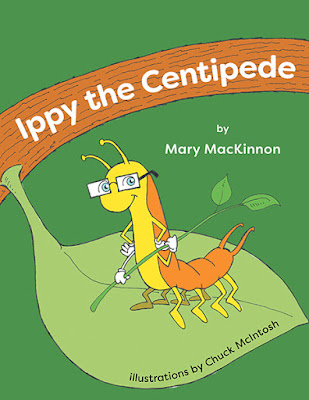 Ippy the Centipede