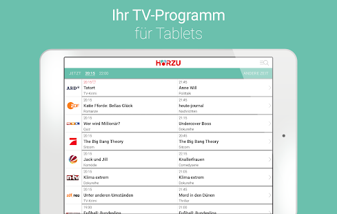 HÖRZU TV Programm, Ihre TV-App APK for Blackberry