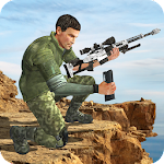 Mountain Sniper Simulator: Shooting Games Icon