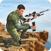 Mountain Sniper Simulator: Shooting Games