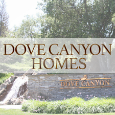 Dove Canyon Homes