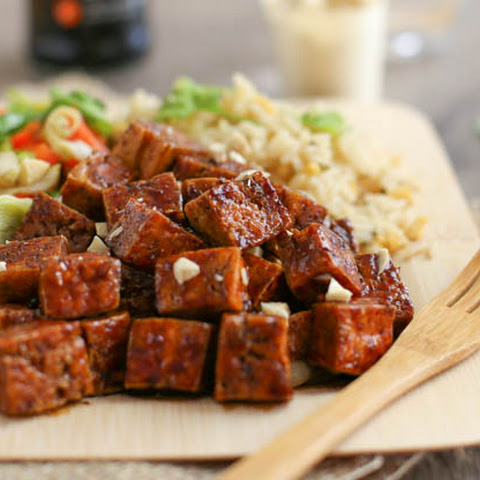 Honey Soy Tofu