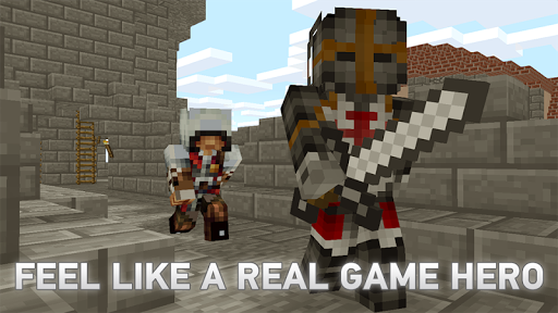 Skins Assasins Creed Minecraft