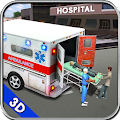 Ambulance Rescue Driver 2017 APK for Bluestacks