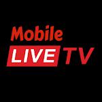 Live Mobile Tv (guide) & info:Live Cricket, Movies Icon