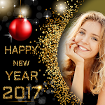Happy New Year Photo Frame 1.0 Apk