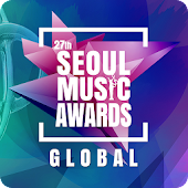 The 27th SMA official voting app for Global Icon