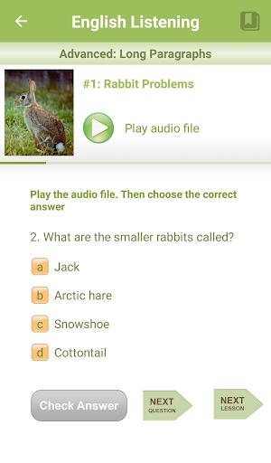 English Listening screenshot 7