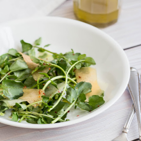 Spicy Cantaloupe Cucumber Salad Recipe — Dishmaps