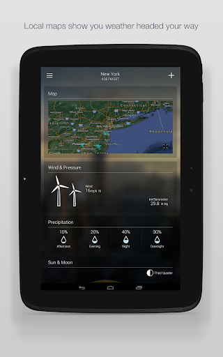 Yahoo Weather screenshot 9