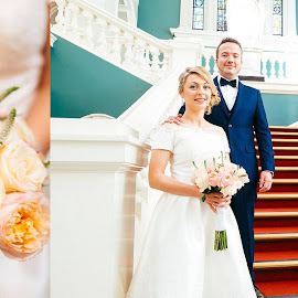 by Szymon Stasiak - Wedding Bride & Groom ( #wedding #london )
