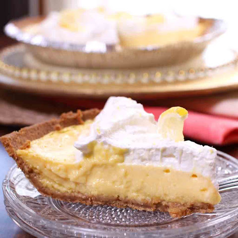 Lemon Mango Icebox Pie