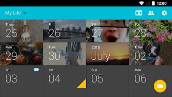 Screenshot of 1 Second Everyday