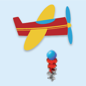 Airplane Shoot - many possible For PC (Windows & MAC)