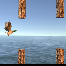 Flappy Duck Challenge Real 3D