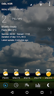 3D Flip Clock & Weather Pro- screenshot thumbnail
