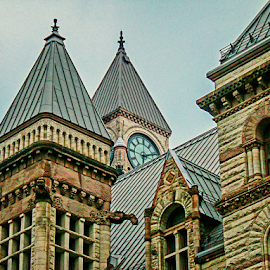 toronto's old city hall by Lennie Locken - Buildings & Architecture Other Exteriors