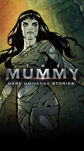 The Mummy Dark Universe Stories for pc