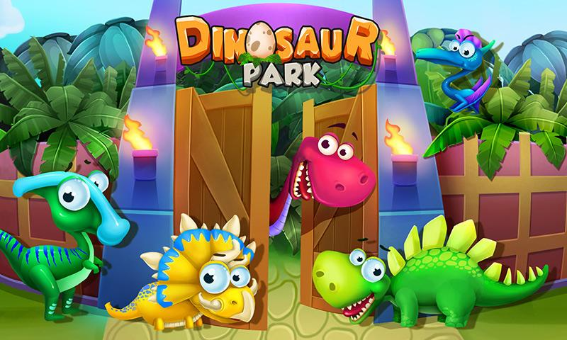 android Dinosaur Park: Dino Baby Born Screenshot 0