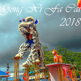 Chinese new year lion dance part five by Daimasala Abdullah - Typography Captioned Photos ( chines motif, chines new year 2018, plum blossom, illustrations, promotion, blossom, chines, lantern, free, cliparts, calligraphy, vector, layout, festival, year, flowers, design elements, banner, china, 2018, chines painting, chines pattern, pop up baner, marketing, backgrounds, advertisement, seasons greetings, discount, sale, holiday, new, chinese decoration, red, golden frame, prospenty, poster, religon, packet, shopping, celebration, voucher, chinese new year, design, chinese calligraphy )
