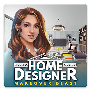 Home Designer - Match + Blast to Design a Makeover For PC (Windows & MAC)