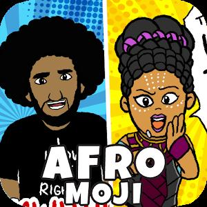 AfroMoji: African Afro Emoji Stickers Black For PC / Windows 7/8/10 / Mac – Free Download