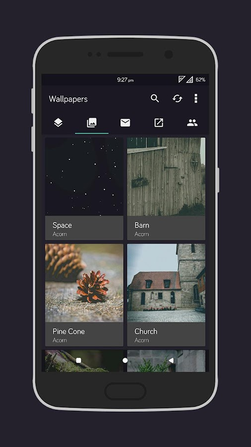Acorn Icon Pack Screenshot 5