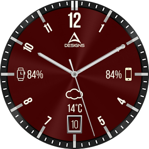 Time Watch Face
