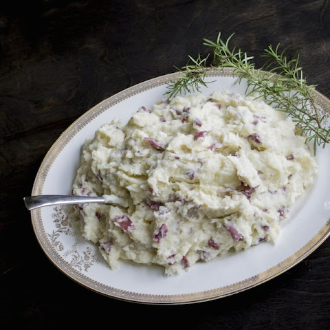 Red Skin Mashed Potatoes